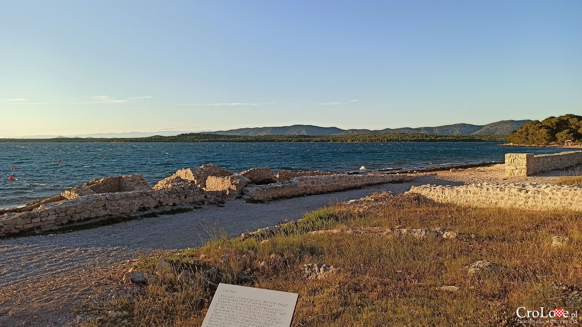 Murter na wyspie Murter