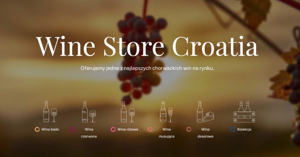 Wine Store Croatia