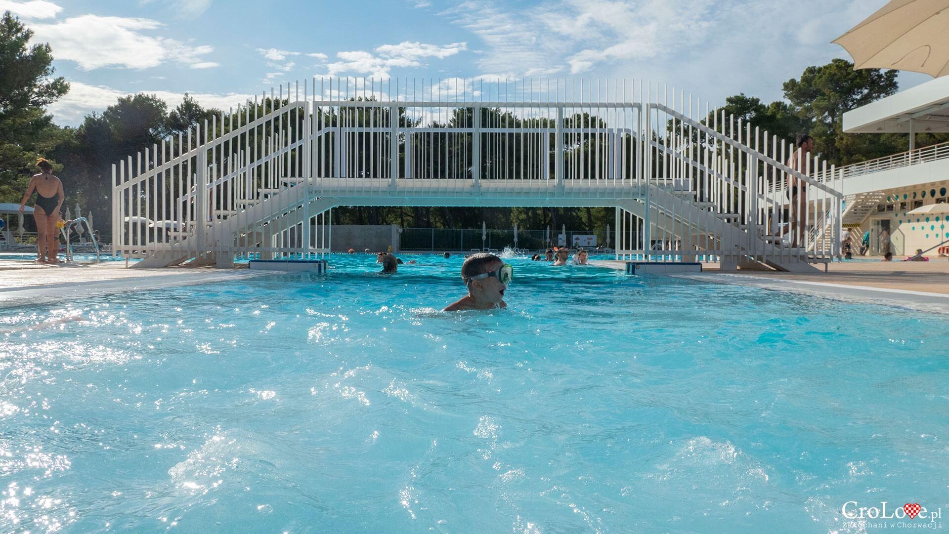 Aquapark Čikat na wyspie Lošinj