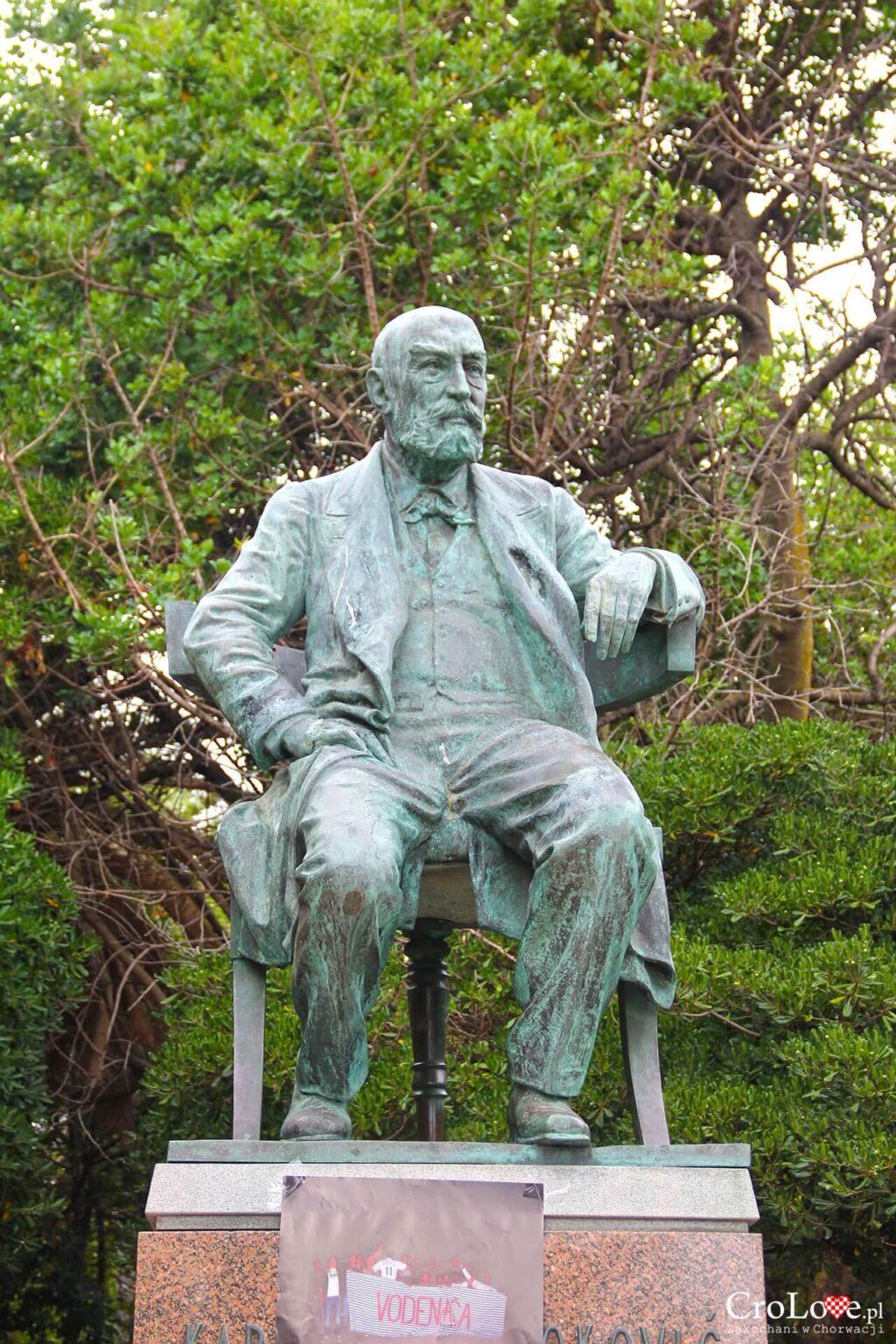Posąg Niko Dubokovića