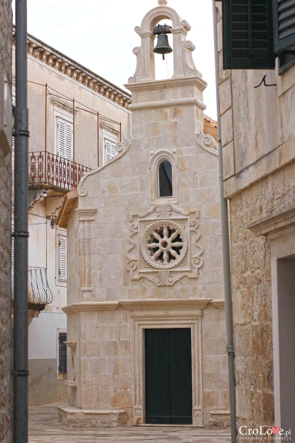 Kościół św Jana z XV wieku w Jelsie