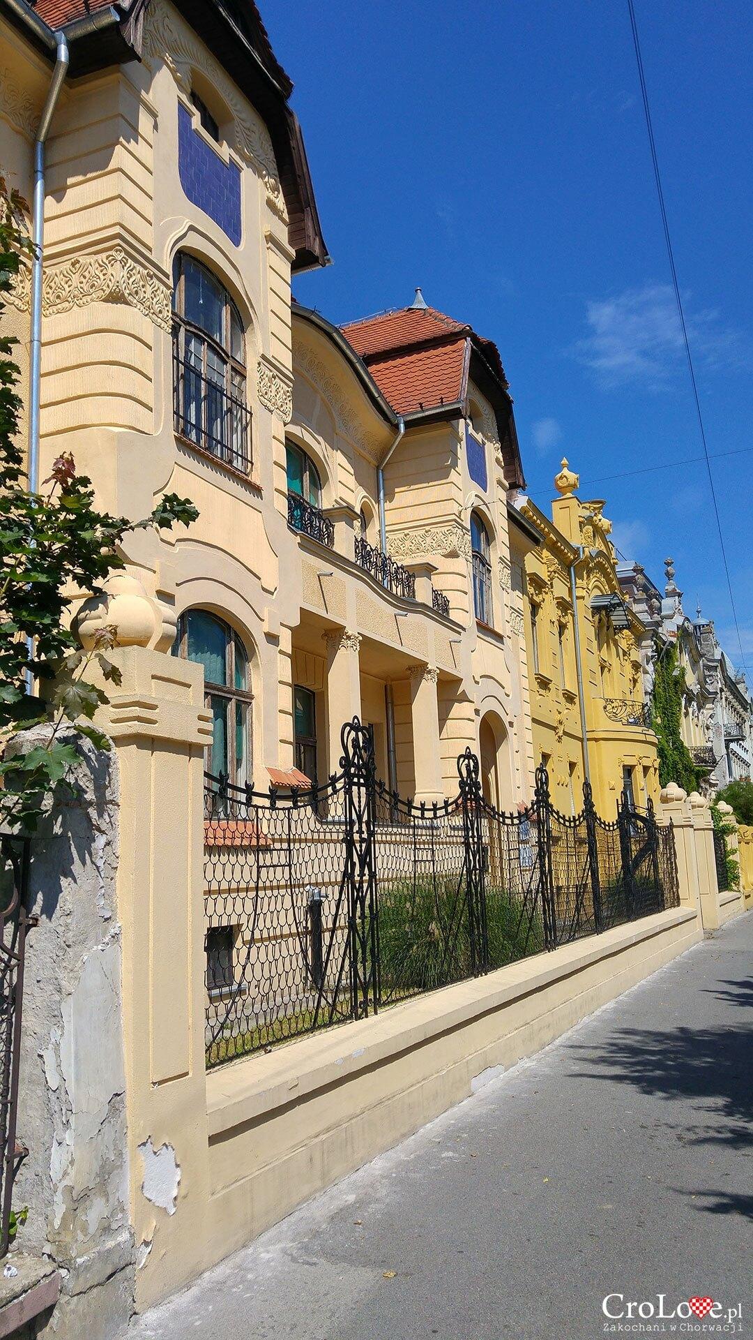 Aleja Europejska w Osijeku
