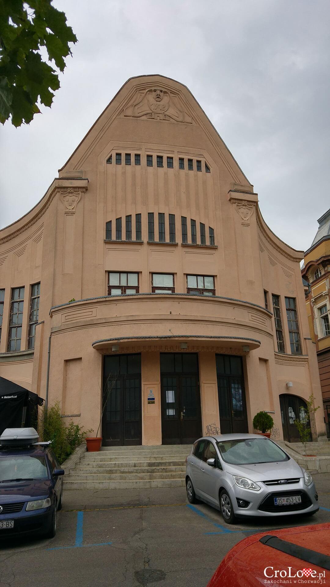 Kino Urania w Osijeku