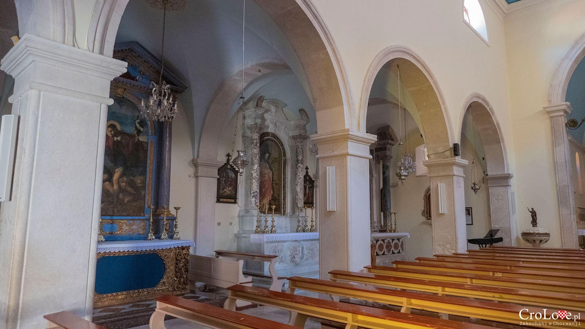 Kościół św. Hieronima ze Stridonu w Pučišćy