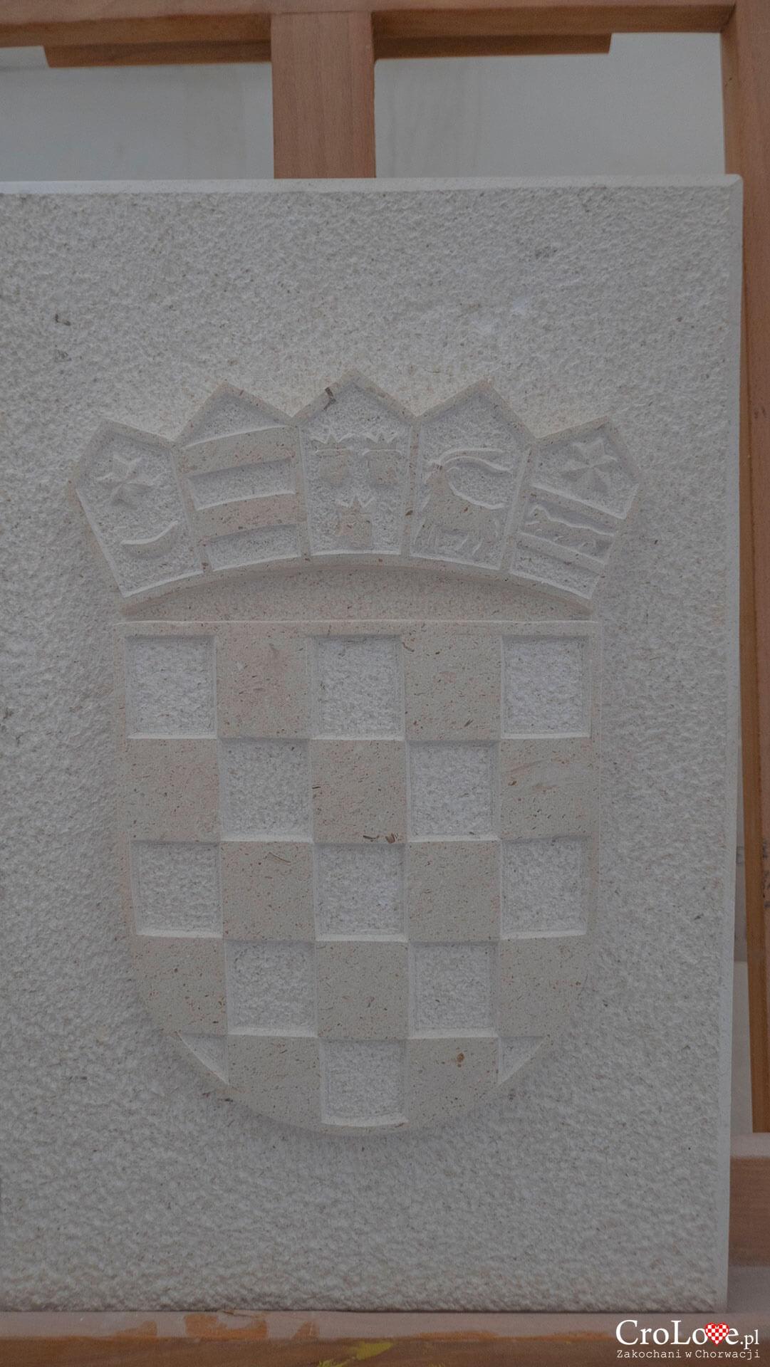 Klesarska škola w w Pučišćy