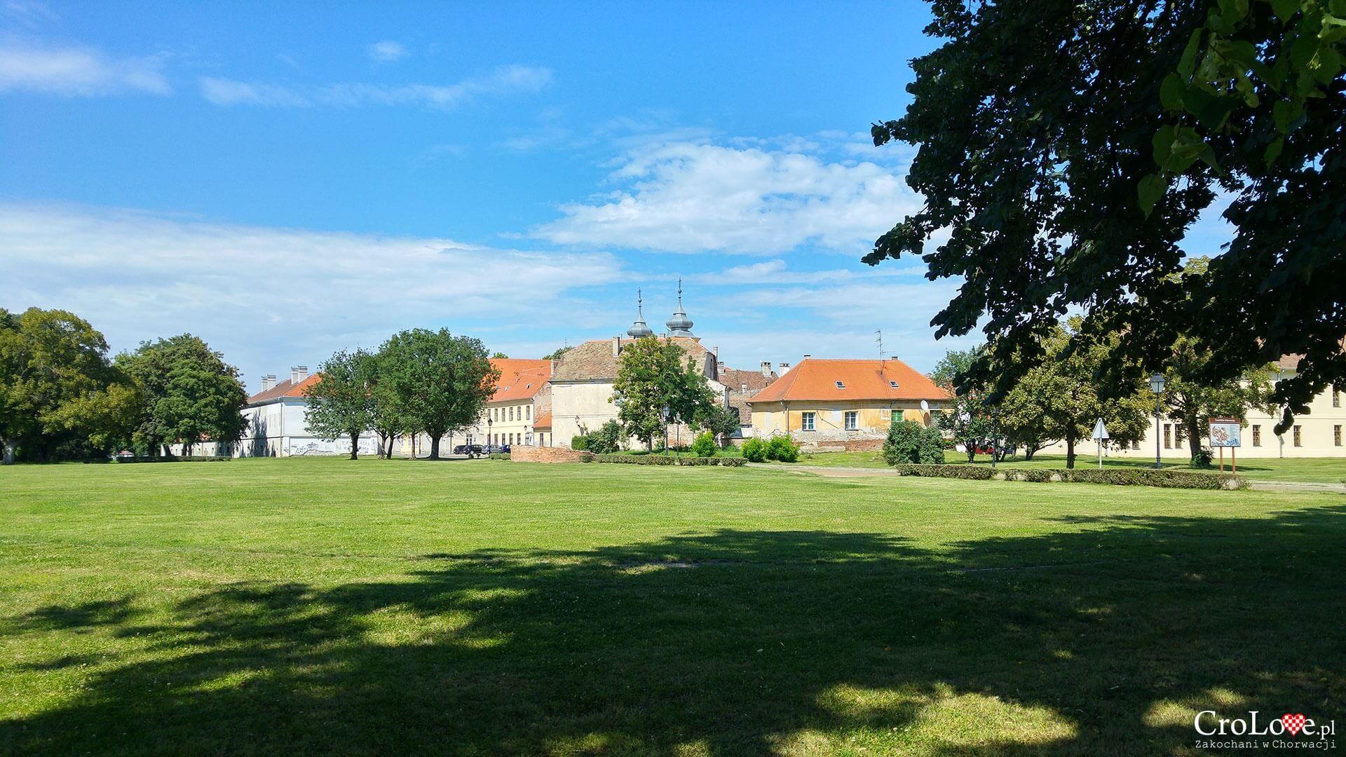 Twierdza Tvrđa w Osijeku