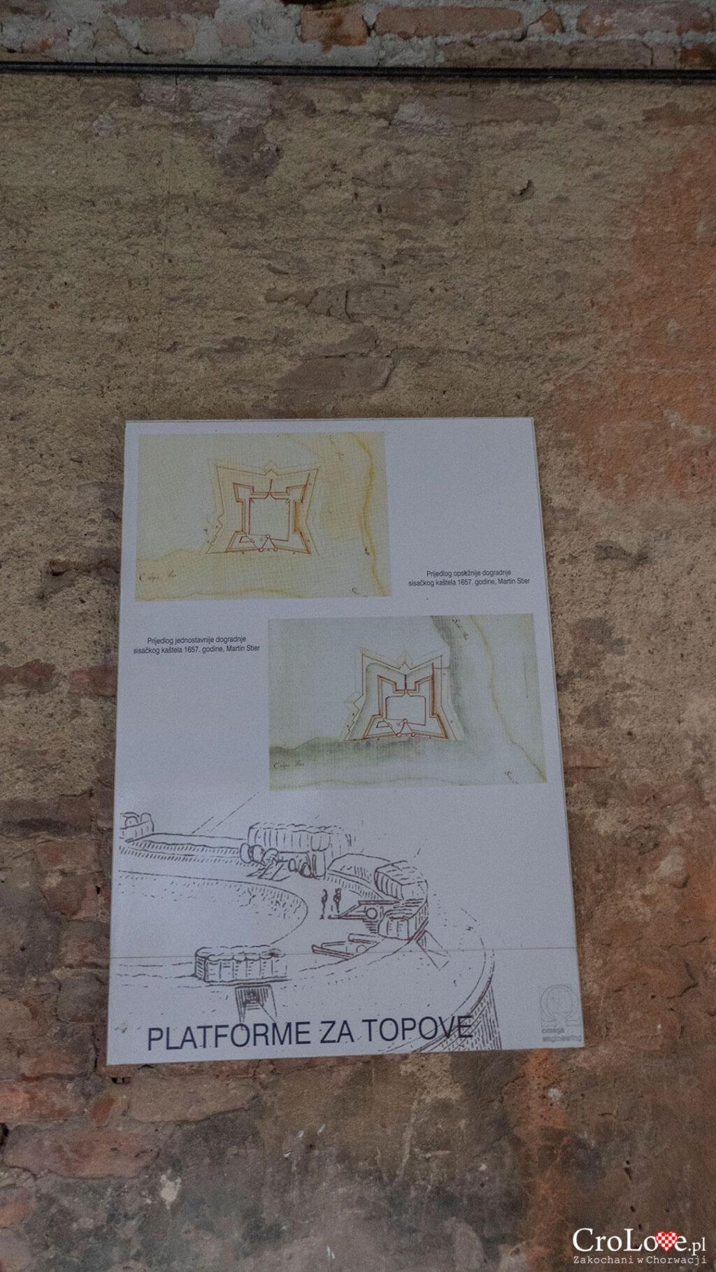 Twierdza Stari Grad w Sisku