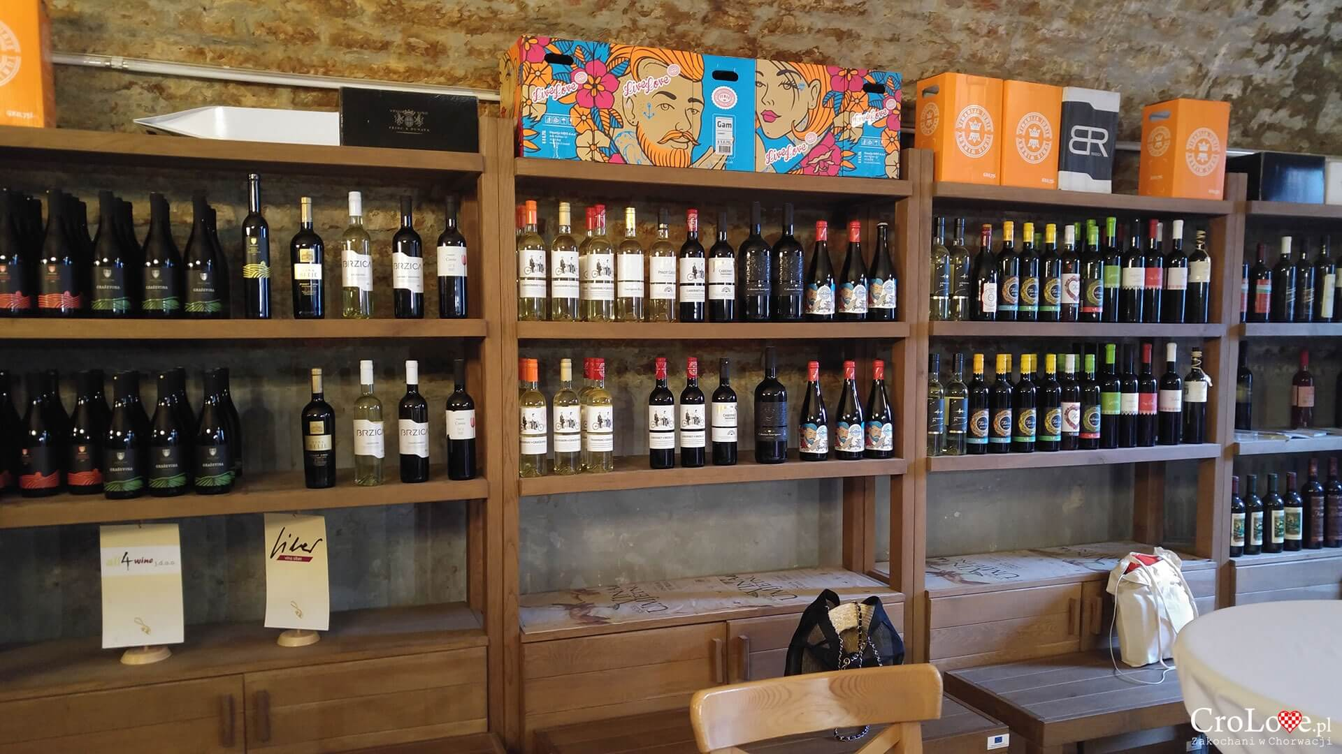 Winoteka w Twierdzy Tvrđa w Osijeku