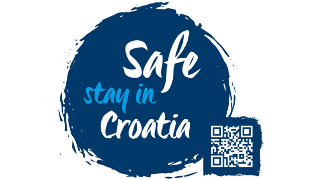 Certyfikat Stay Safe in Croatia