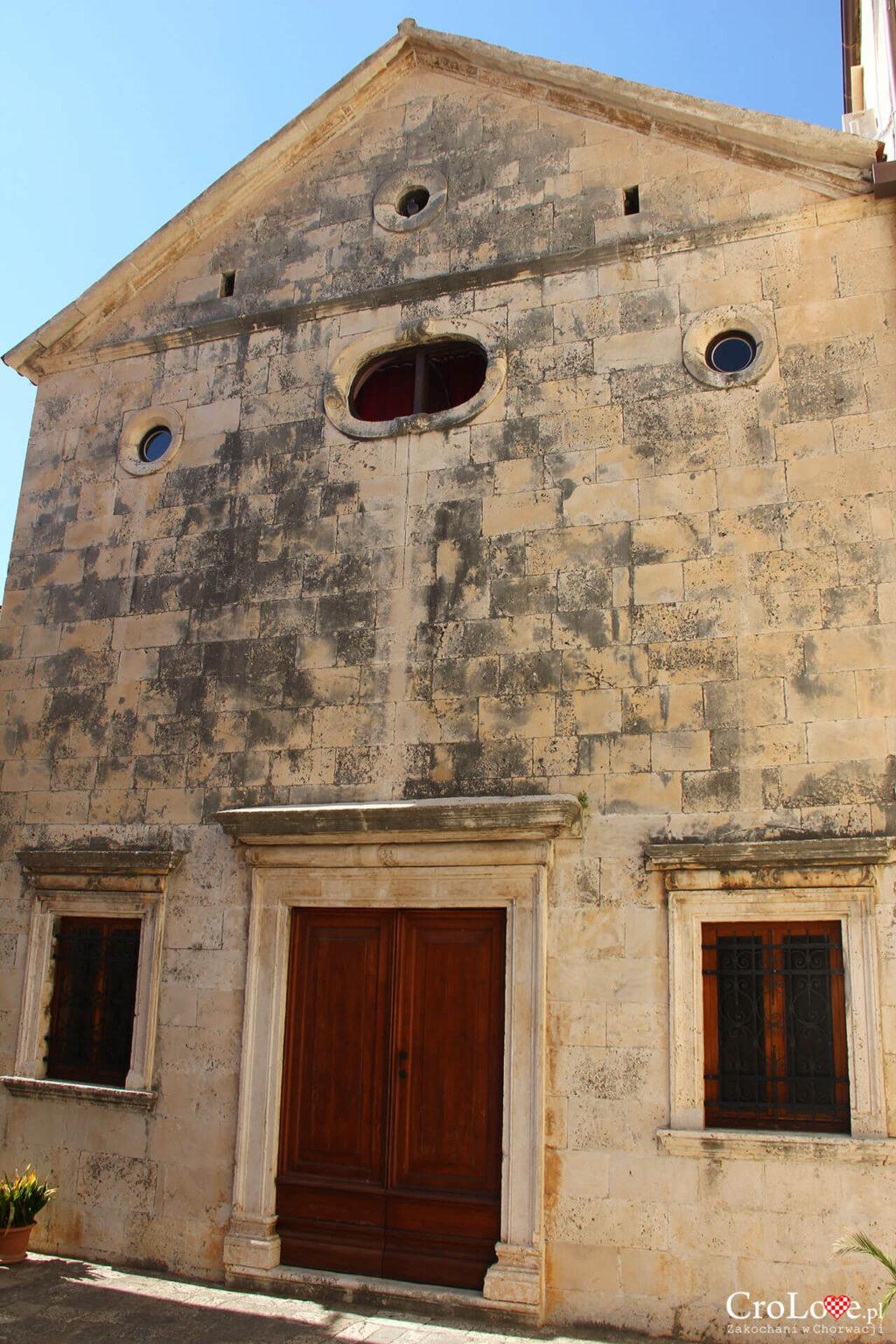 Kościół św. Antoniego Opata przy Klasztorze Benedyktynów w Hvarze