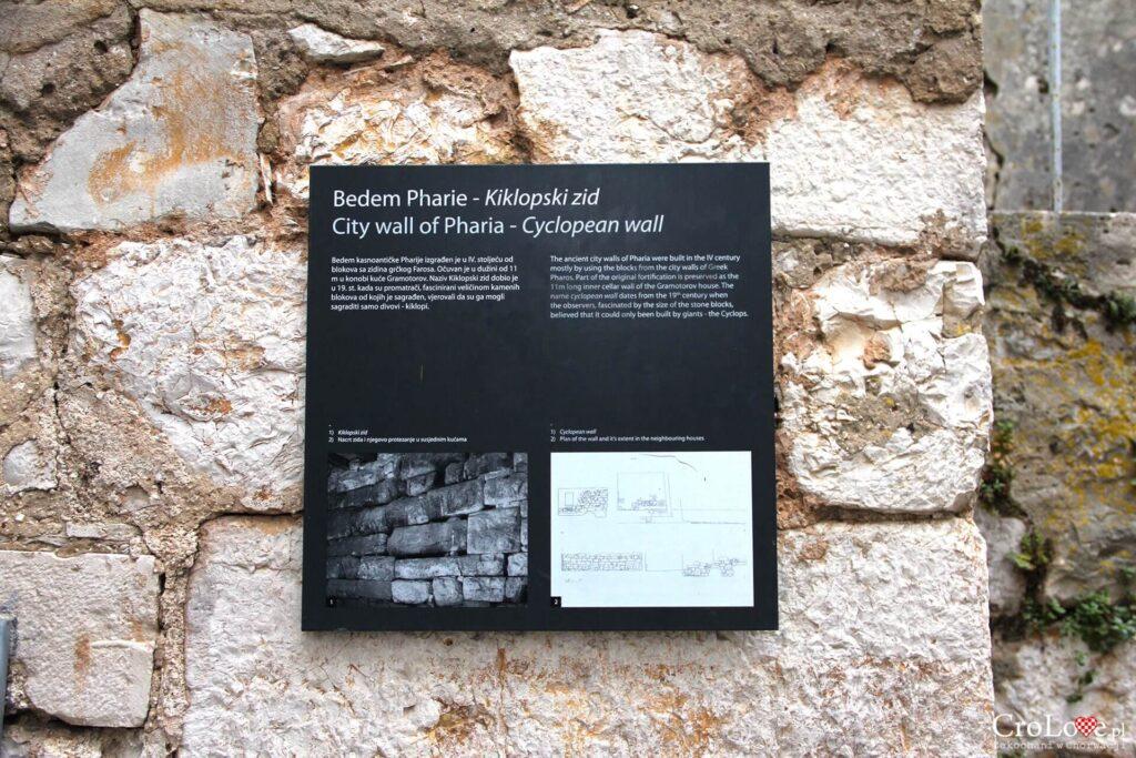 Stari Grad na wyspie Hvar