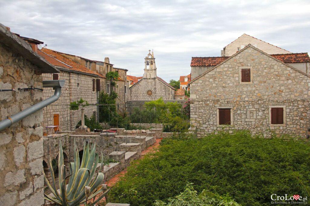 Pałac Petara Hektorovića w Stari Grad na wyspie Hvar