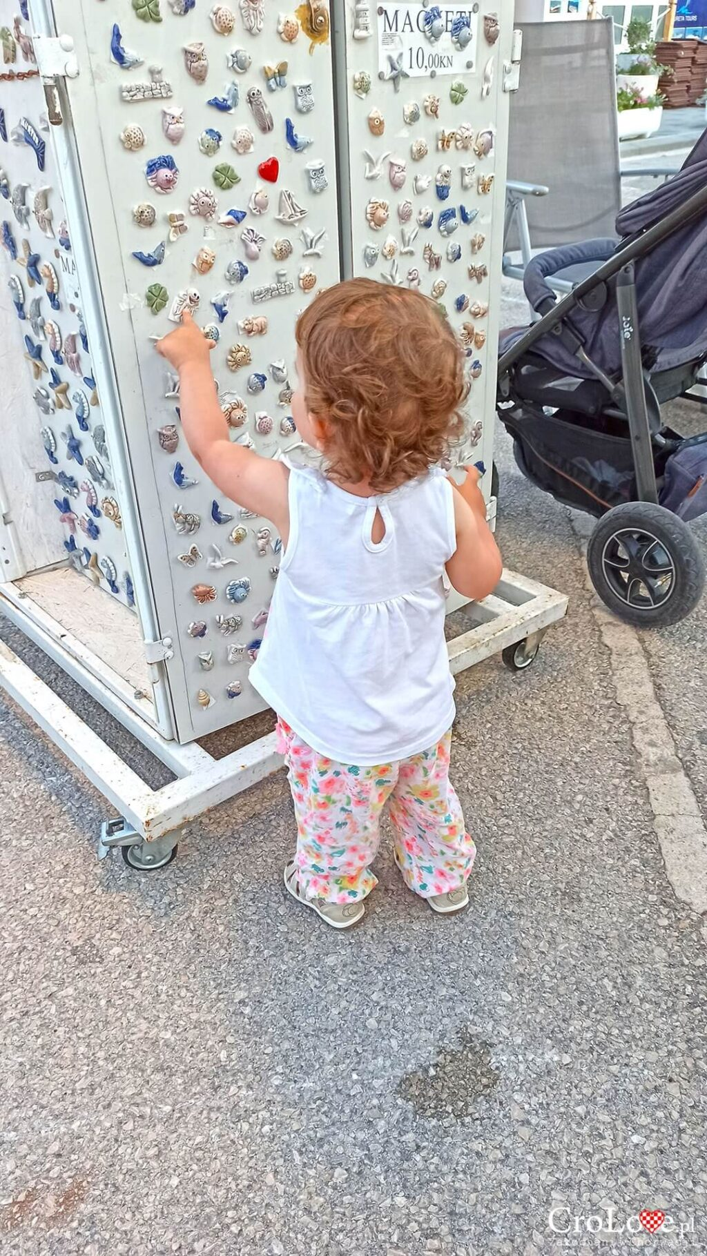 Do Chorwacji z półtorarocznym dzieckiem