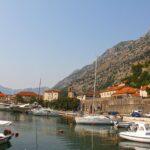 Kotor w Czarnogórze. Tam gdzie kończy się Dalmacja