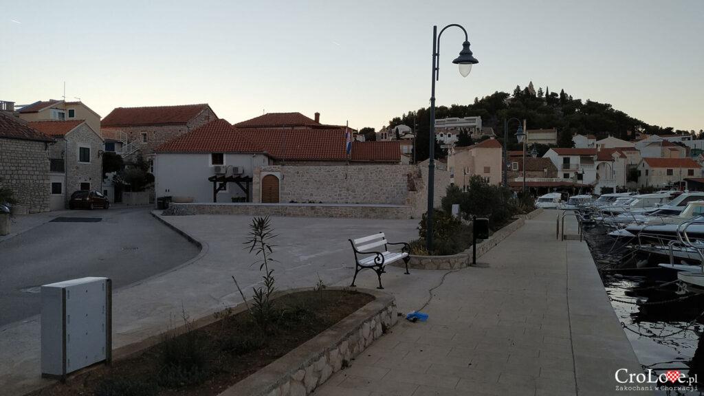 Tribunj w północnej Dalmacji