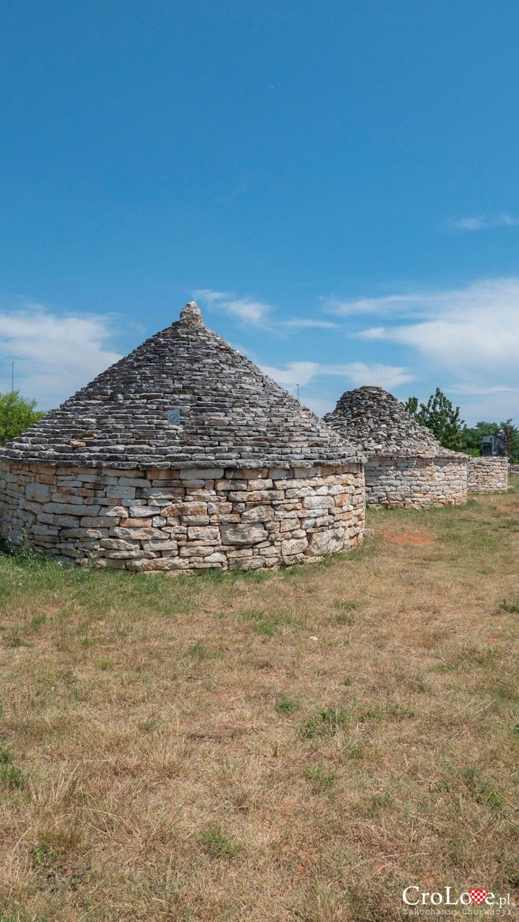 Park Kažuni w Vodnjanie