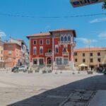 Vodnjan w południowej Istrii