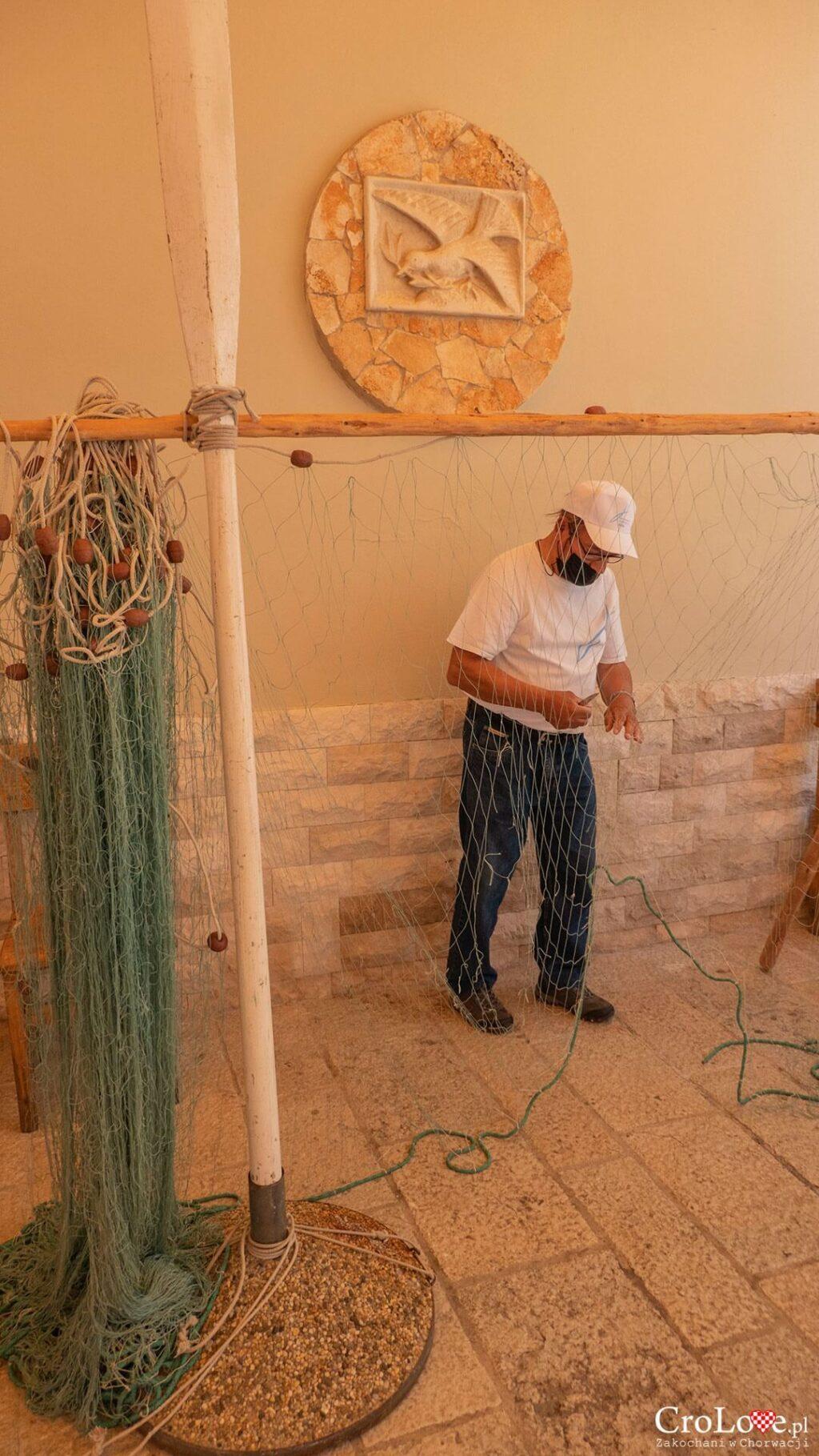 Mała Akademia Połowu Sardynek w Fažanie