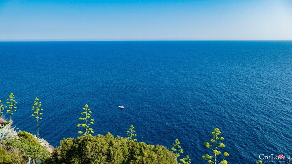 Półwysep Prevlaka w Dalmacji