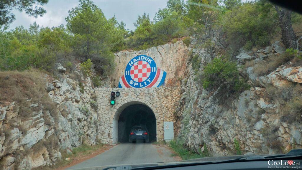 Tunel Pitve na wyspie Hvar