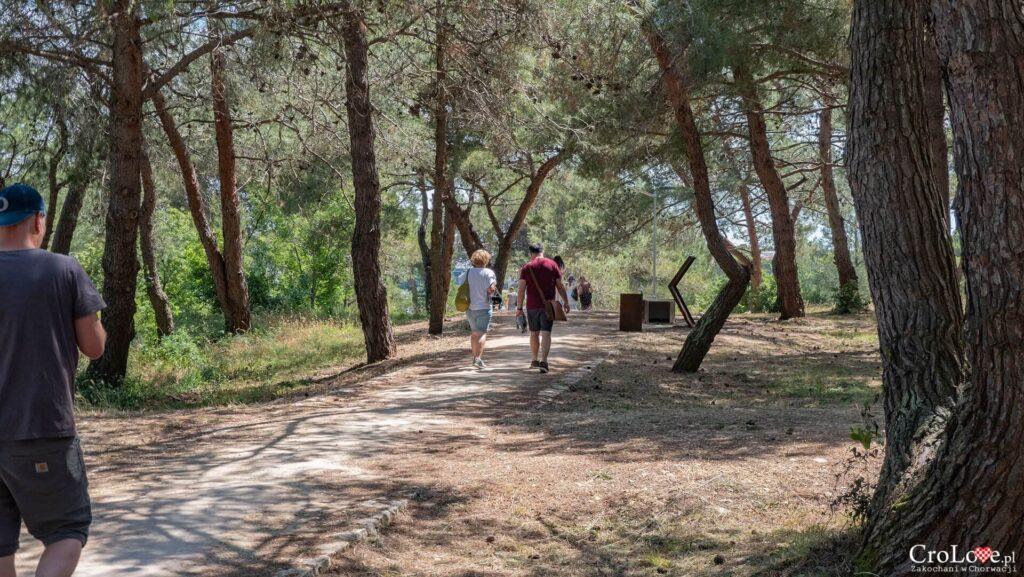 Park archeologiczny Vižula w Medulinie