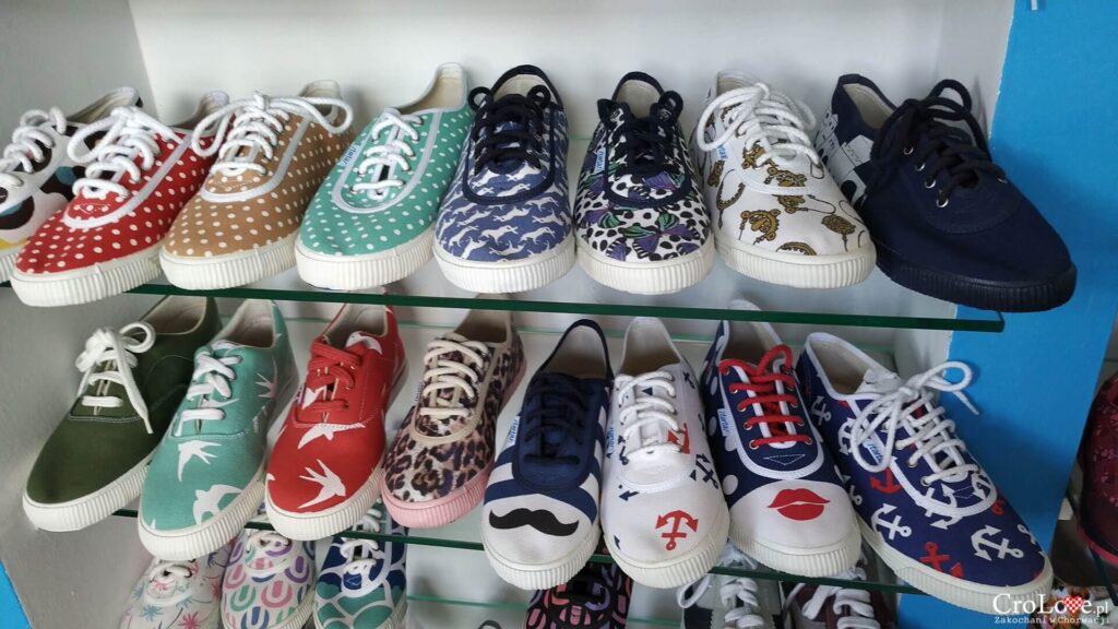 Buty Startas z fabryki obuwia Borovo w Vukovarze