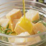 Ovčji sir u maslinovu ulju – Owczy ser marynowany w oliwie
